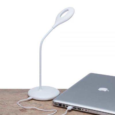 yes-brindes - Luminária de mesa 18 leds flexível