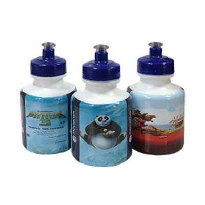 yes-brindes - Squeeze plástico personalizado