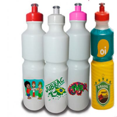 yes-brindes - Squeeze plástico