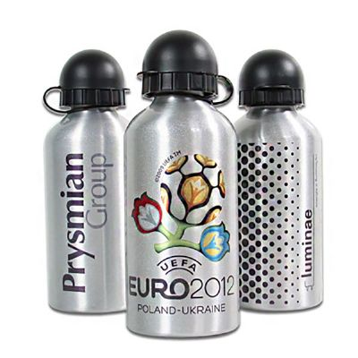YES Brindes - Squeeze de alumínio com capacidade de 500ml. Personalizado sem limite de cores.