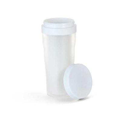 Choque Promocional - Copo plástico com tampa 340ml