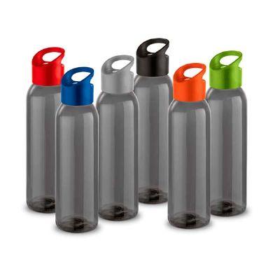 Choque Promocional - Squeeze plástico capacidade 600 ml