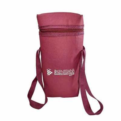 Bolsa porta vinho térmica - bt338 - Choque Promocional