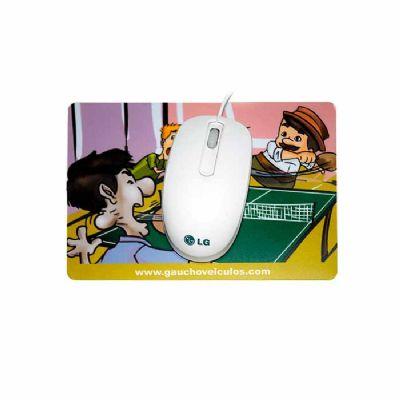 Mouse pad PVC