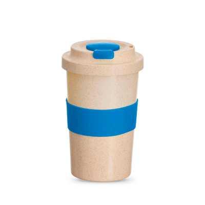 msn-brindes - Copo Fibra de Bambu 450ml