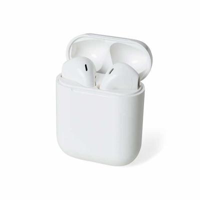 Fone De Ouvido Bluetooth Touch Com Case Carregador Brilhante