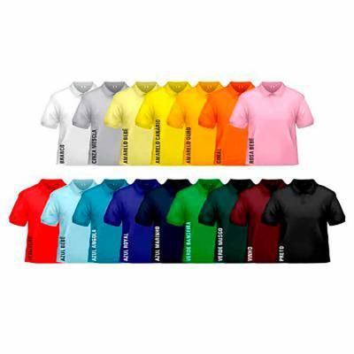 msn-brindes - Camisa polo