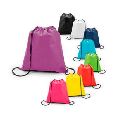 - Mochila saco para brindes personalizada em Silk. Confeccionado em TNT com diversas opções de cores é o brinde ideal para fidelizar clientes e colabora...
