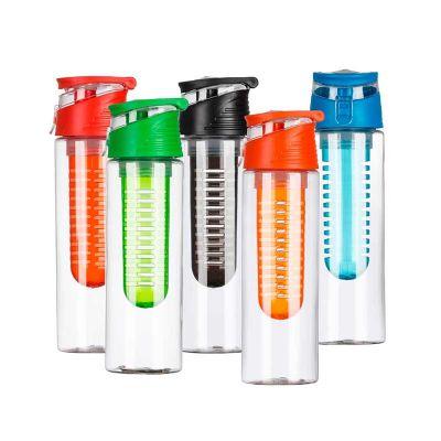 msn-brindes - Squeeze plástico 700ML com infusor