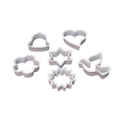Spland - Formas para culinária com 6 peças