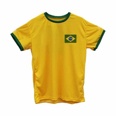 mandala-confeccoes - Camiseta do Brasil promocional