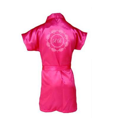 mandala-confeccoes - Robes roupão em cetim para madrinhas, noivas, daminhas.