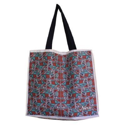 mandala-confeccoes - Bolsa sacola estampada