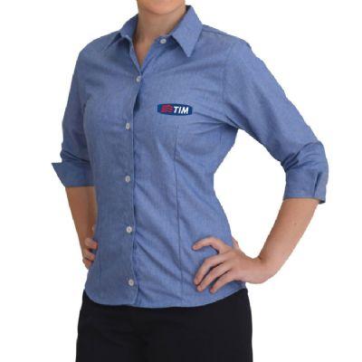 Mandala Confecções - Camisa feminina personalizada