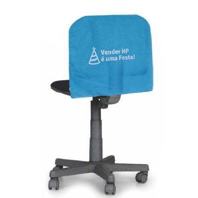 Mandala Confecções - Capa para cadeira com personalização.