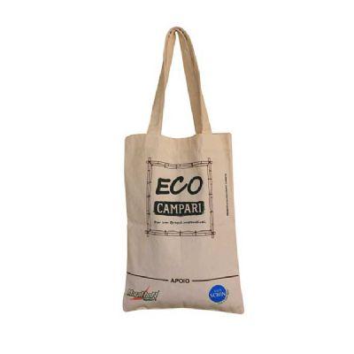 Mandala Confecções - Ecobag personalizada ecológica em algodão cru