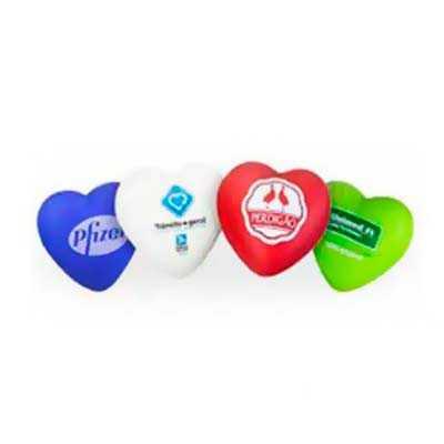 Bolinhas anti stress personalizadas em formatos especiais. Consultar disponibilidade de cores, formatos e gravações. - Cross Brindes