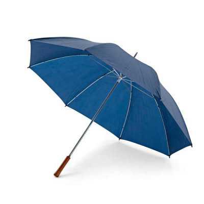 Guarda-chuva de golfe. Poliéster 190T. Pega em madeira. ø1270 mm   965 mm