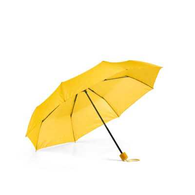 Guarda-chuva dobrável. Poliéster 190T. Dobrável em 3 secções. Fornecido em bolsa. ø960 mm   240 m...