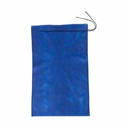 Embalagem TNT para Churrasco Personalizada, acompanha cordão de nylon. Medidas aproximadas para g...
