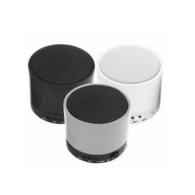 cross-brindes - Caixa de som em metal personalizado
