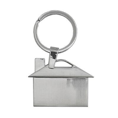 cross-brindes - Chaveiro de metal casa