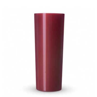 Copo Long Drink 330ml Perolado Personalizado, material plástico com pintura perolada. Medidas aproximadas para gravação (CxL):  14 cm x 6 cm Tamanho t... - Cross Brindes