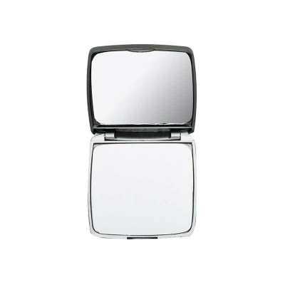 Espelho Duplo Sem Aumento - Cross Brindes