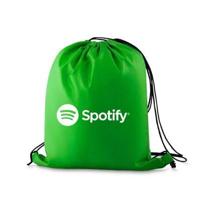 marca-promocional - Mochila saco personalizada