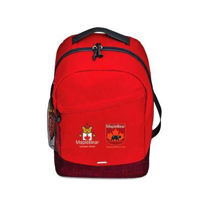 Marca Promocional - Mochila personalizada. Diversas opções de materiais e cores. Customização: silk ou bordado. Diversas opções de mochilas promocionais e mochilas person...