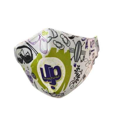 Máscara para proteção personalizada