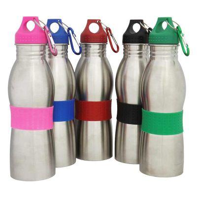 tekinha-brindes - Squeeze de inox personalizado
