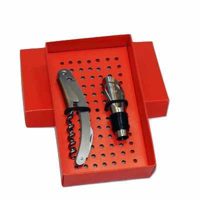 Kit Vinho Premium - Design Promo