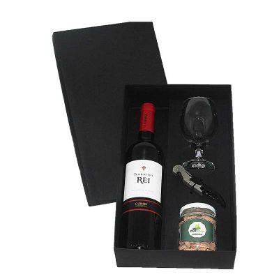 Kit vinho - Design Promo
