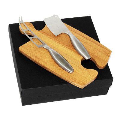 Design Promo - Kit queijo com embalagem e acessórios personalizados