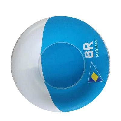ver-brindes - Frisbee inflável em PVC