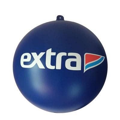 Bola gigante em PVC.