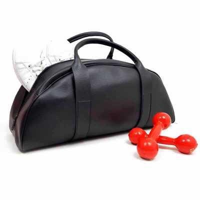 Bolsa de Viagem ou academia em sintético - Ateliê Lapin