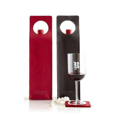 Ateliê Lapin - Porta vinho elegante e clássico
