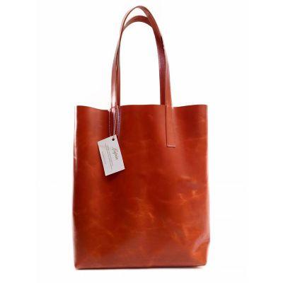 Ateliê Lapin - A bolsa modelo tote é totalmente feita em couro natural ou material sintético, disponível em várias cores com personalização em baixo relevo. Ideal pa...