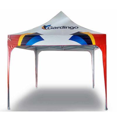 promotendas - Tendas personalizadas de praia ou gazebo 3X3  sanfonada em lona PVC totalmente impermeável, Semi Blackout para não esquentar com calor, acabamento em...