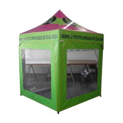promotendas - Tenda PVC 2x2 sanfonada