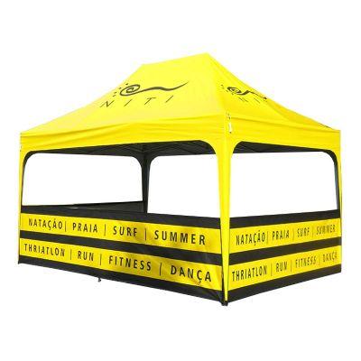 Tenda sanfonada - Promotendas