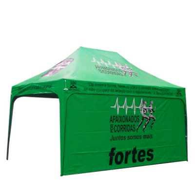 Promotendas - Tenda sanfonada personalizada