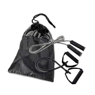 atelie-brindes - kit fitness corda e elástico