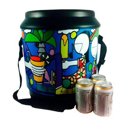 Alegra Store - Cooler geladeira portátil 30L