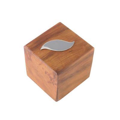 Peso de papel folha - Escultura Funcional