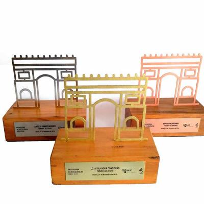 Troféu 5asec - 3 categorias