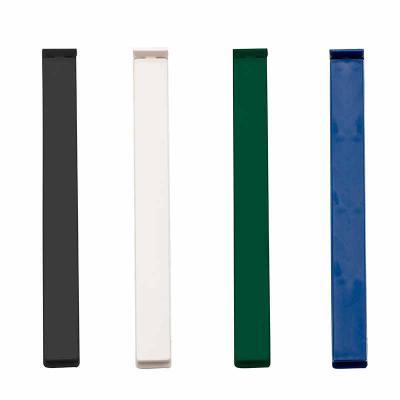 splash7-brindes - Fecho plástico para embalagem, para utilização basta levantar a alça lateral.   Largura :  1,5 cm  Espessura :  1,2 cm  Comprimento :  14 cm  Medidas...