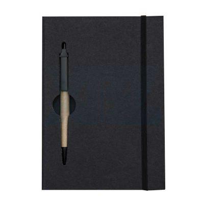 splash7-brindes - Bloco de anotações com caneta